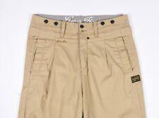 G-Star Amplificateur Bouffant Chino Femme Pantalon Taille 25