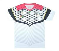 Palestine 2016-17 Authentic Home Shirt (Excellent) L Soccer Jersey