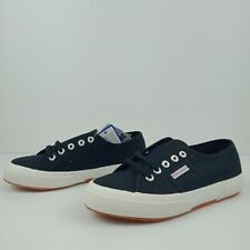 BLACK & WHITE SUPERGA 2750 Cotu Classic Shoe