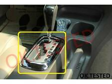 IMPORTED AUTOMATIC GEAR SHIFT CONSOLE CHROME COVER TRIM - TOYOTA FORTUNER O/M