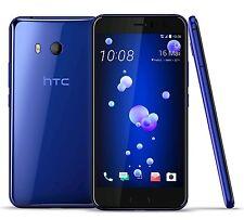 HTC U11 Sapphire Blue, 64GB + 4GB, Android 7.1 Nougat, Garanzia Ufficiale UK