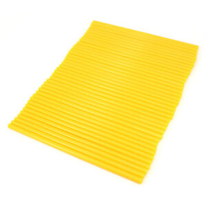 Universal New Special Yellow Spokes Wraps Cover Protector Guard Skin Motorcycle