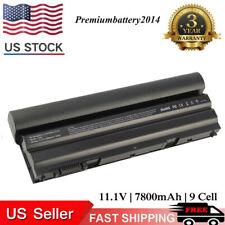9 Cell Battery For Dell Latitude E5420 E5430 E5530 E6420 E6430 ATG E6520 E6530