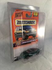MATCHBOX 1999 #48 Jaguar XK8 Convertible - Mint to NM Card in Protective Case
