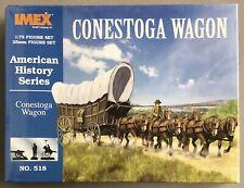 IMEX 518 Conestoga Wagon Car Modelmaking 1/72 (V-99