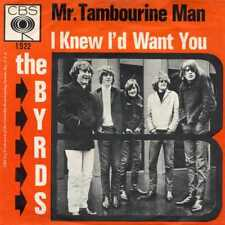 "BYRDS ""Mr.TAMBOURINE MAN"" ORIG HOLL 1965 EX"