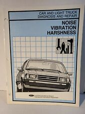 1984 Ford Car & Light Truck Diagnosis & Repair Noise Vibration Harshness