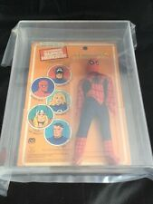 Ukg 80 afa classés Mego spider-man plus grands super-héros des 1979 Marvel toy figure