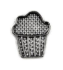 Cupcake Lapel Pin