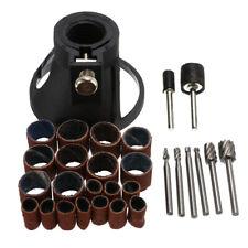 29Pcs Dremel Rotary Tool Mini Drill Wood Tools Accessories Set Bit Woodworking
