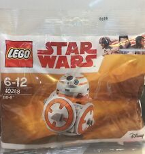 Lego Star Wars May 4th Polybag 40288 BB-8 (2018) New and Sealed