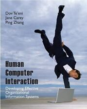 Human-Computer Interaction: Developing Effective Organizational Information Syst