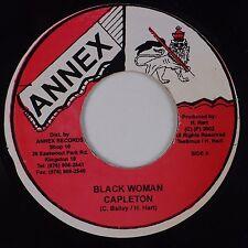 CAPLETON: Black Woman / Sweat ANNEX Digi Reggae 45 Hear