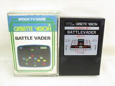 BATTLE VADER EPOCH TV GAME CASSETTE VISION Japan Game 2033 cv