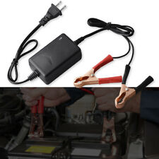 12V Portable Auto Car Battery Charger Trickle Maintainer Boat Motorcycle US New