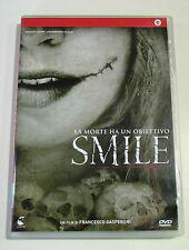DVD - Smile. La morte ha un obiettivo (2009) ECCELLENTE!!! Vendita! F. Gasperoni