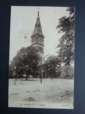 YUTZ Basse Yutz Moselle CPA 57 l'église