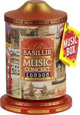 Basilur Ceylon Tea Music Concert London Music Box Collection 100g Loose Leaf