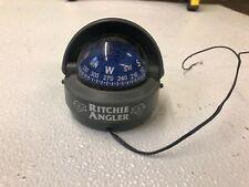 Ritchie Angler Boat Dash Mount Compass  ra-93