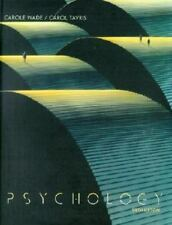 Psychology (6th Edition) by Wade, Carole, Tavris, Carol