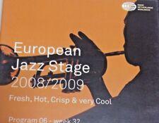 RADIO SHOW:EUROPEAN JAZZ STAGE 06/32 HERMETO PASCOAL,YUMANDU COSTA,RADNAL CORSEN