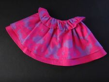AMERICAN GIRL Kanani's Lu'au Outfit Pink Purple Layered SKIRT