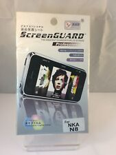 Brand New Sealed - Screen Protector - For Nokia N8