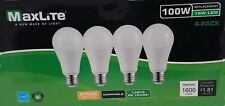 16 BULBS  LED 15W Soft White 2700K A19 100W  Dimmable