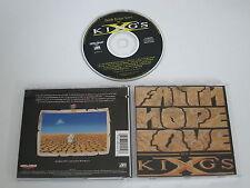 KING´S X/FAITH HOPE LOVE(MEGAFORCE WORLDWIDE+ATLANTIC 7 82145-2) CD ALBUM