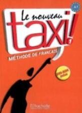 Le Nouveau Taxi!: Livre De L'eleve Livre De L'eleve 1 & DVD-Rom 9782011555489
