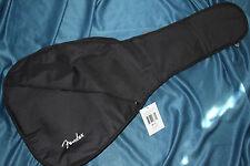 Fender Traditional Standard Size Dreadnought Acoustic Guitar Gig Bag  0991432106