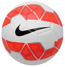 Fußball Nike Strike Weiß-Rot [Größe 5] * Messi. Neymar. Ronaldo. Götze