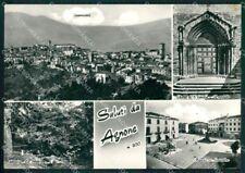 Isernia Agnone Saluti da Foto FG cartolina ZKM7534