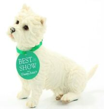 "Country Artists-Best in Show ""West Highland Terrier sitting* No: 01906-rare"
