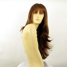 length wig for women golden coppery brown ref KENTA 30 PERUK