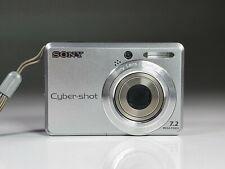 Sony Cyber Shot DSC-S730 7.2 Mpx Digital camera, 3X Optical Zoom - Tested