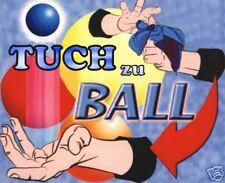 Tuch zu Ball -   Ein Seidentuch verwandelt sich - Zaubertrick   (01020)