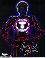 Bruce Boxleitner Tron Legacy Alan Bradley Autograph 8x10 Photo PSA DNA COA