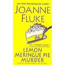 A Hannah Swensen Mystery: Lemon Meringue Pie Murder No. 4 by Joanne Fluke...