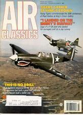 AIR CLASSICS V28 N3 WW2 NORTH AMERICAN 0-47 RECON USAAF