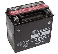 Batterie Moto KAWASAKI 1200 ZRX1200R Yuasa YTX14-BS  12v 12Ah