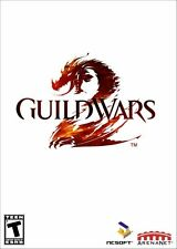Guild Wars 2 (PC, 2012) NEW Sealed
