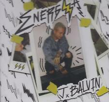 CD - J Balvin NEW Energia Includes 15 Tracks FAST SHIPPING !