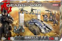 Meccano 850450-Gears of War-criquets vs delta squad jeu de bataille