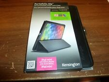 New Kensington K97180US/Smoke Portafolio Me Carrying Case/Folio for iPad mini