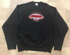 Vintage Pro Player NBA Chicago Bulls Crewneck Sweater Mens XL