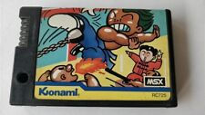 Yie Ar Kung-Fu MSX MSX2 Game cartridge tested -a326-