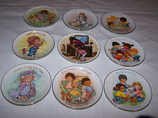 Avon Collectible Mother's Day Saucer Plates