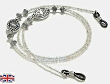 Sunglasses Eye Glasses Holder Necklace Chain dg-0309 Antique Design Beads