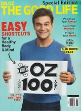 Dr. Oz The Good Life Special Edition 2018 Volume 5, No 1 The Oz 100